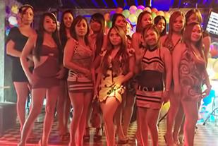 フィリピン パブ マヨン 2
